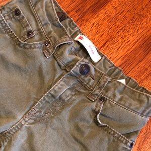 Levi's 511 slim youth jeans size 7